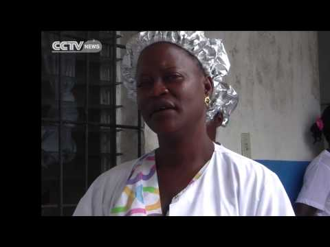 Ebola: Liberia Childhood Vaccinations Falling Drastically