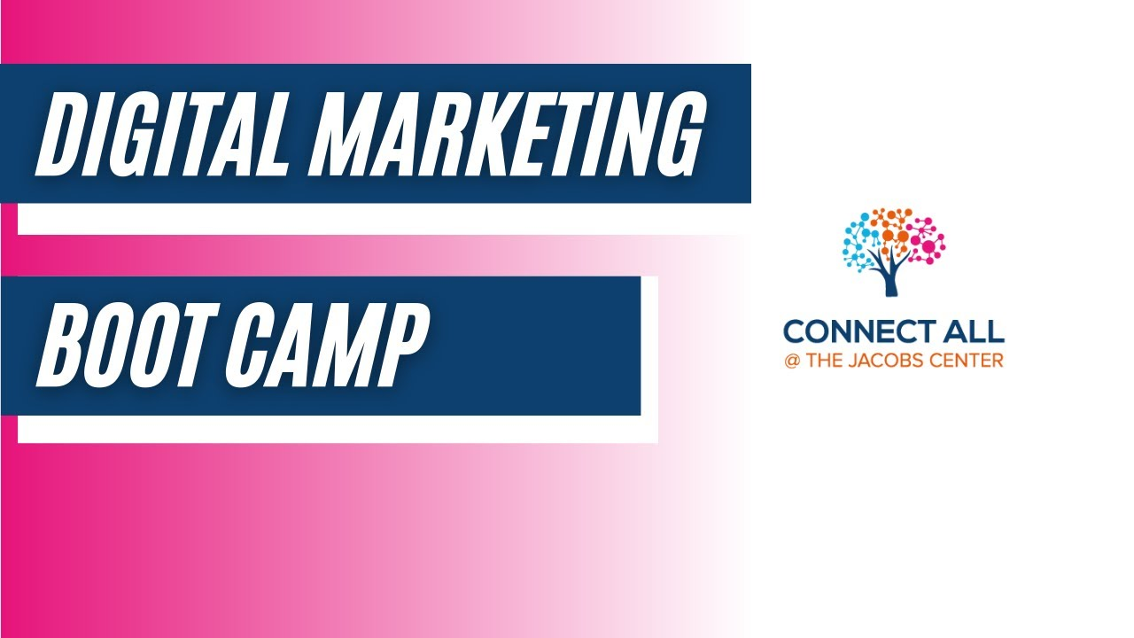Digital Marketing Basics Bootcamp