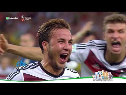 Monmilk: 2018 FIFA World Cup™ Global Sponsor