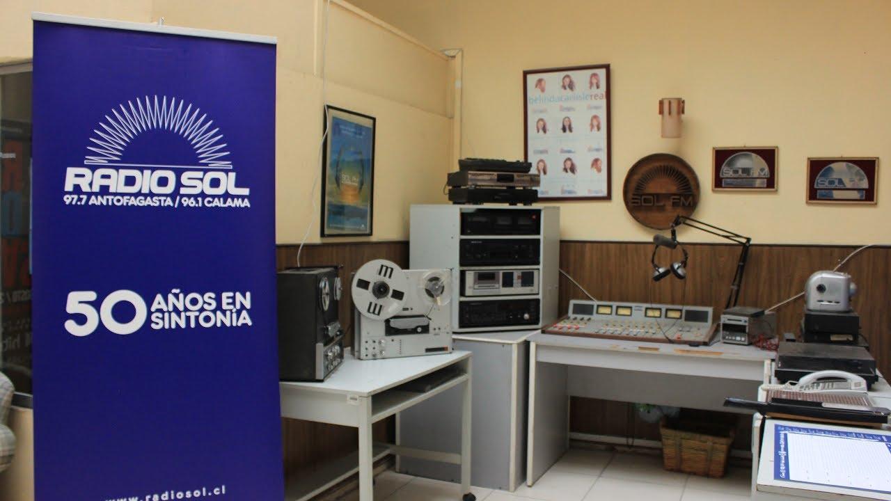 50 Años de Radio Sol FM Antofagasta