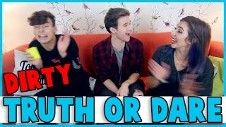 DIRTY TRUTH OR DARE w/ The Gabbie Show & Thatsojack