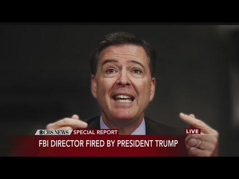 CBS News Special Report: Trump Fires Comey