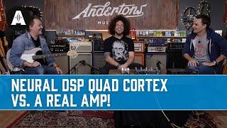 This Was Way Too Close! - Neural DSP Quad Cortex vs. A Real Amp