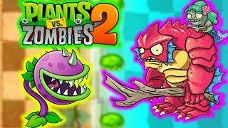 GARGANTUAR Z GŁĘBIN | PLANTS VS ZOMBIES 2 #77 #admiros