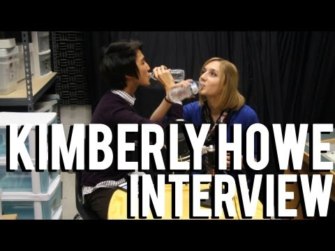 PhD Podcast 7   with Kimberly Howe