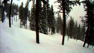 more pillows and face shots at Mt Baldy, BC Thumbnail