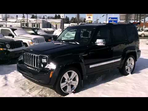 Beautiful 2011 Jeep Liberty Jet