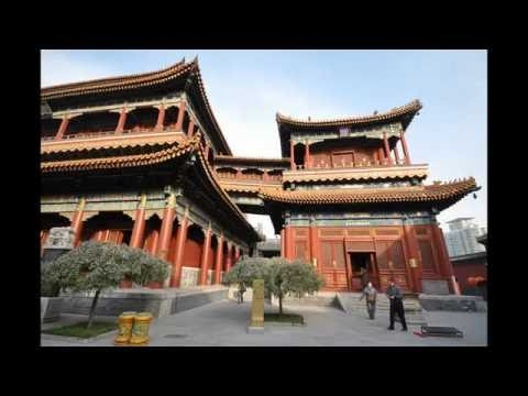 The Yonghe Temple - Lama Temple - China travel - China tour