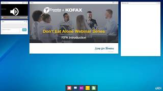 Don't Eat Alone | REPLAY from 4/10/2020 Webinar