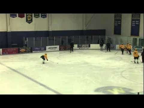 Minnesota Hockey Body Contact & Checking Progression Drills for Bantams