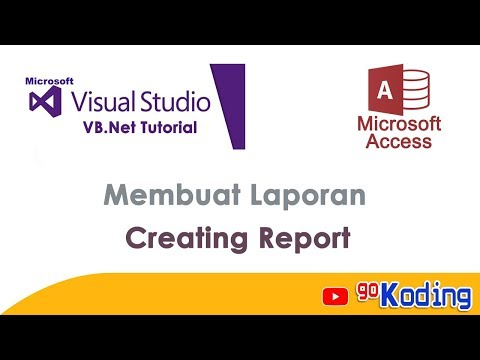 """Belajar Visual Basic.Net: """"Membuat Report / Laporan Dengan Crystal Report"""""""