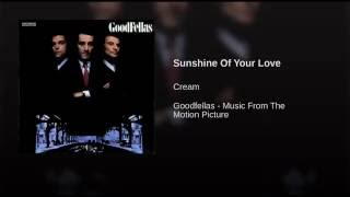 Sunshine Of Your Love Thumbnail