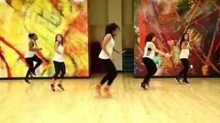 """Skelewu"" by Davido Zumba ™ Fitness Choreography with DJ"