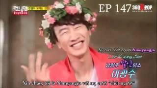 Những pha hài hước nhất của Lee Kwang soo 2017 (Phần 1)