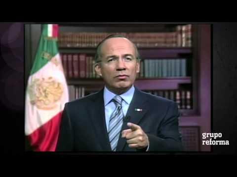 RECUENTO DE UN SEXENIO 2. El sexenio de Felipe Calderón 2009- 2010
