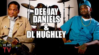 Dee Jay Daniels & DL Hughley on 'The Hughleys' Sitcom Getting Cancelled (Part 4)