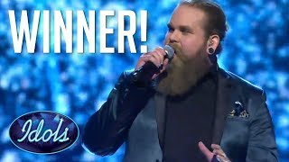 AMAZING SINGER WINS IDOLS SVERIGE 2017! Winning Performance from Chris Kläfford | Idols Global