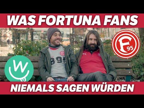 Was Fans nie sagen würden: Fortuna Düsseldorf