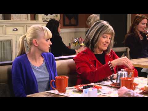 """A clip from """"Mom"""" tv show (1x11)"""