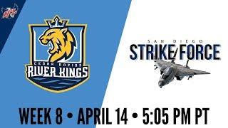Week 8 | Cedar Rapids River Kings at San Diego Strike Force