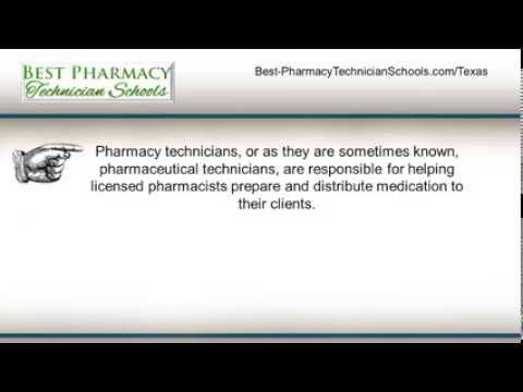 Top schools for pharmacy technician