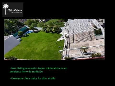 Villa Palmas Jardin De Eventos Tepotzotlan Youtube