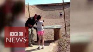 Arizona shooting: Girl, nine, kills gun instructor - BBC News