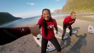 Hoddevik Surfecamp