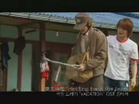 DBSK- Holding Back The Tears [Vacation Drama]