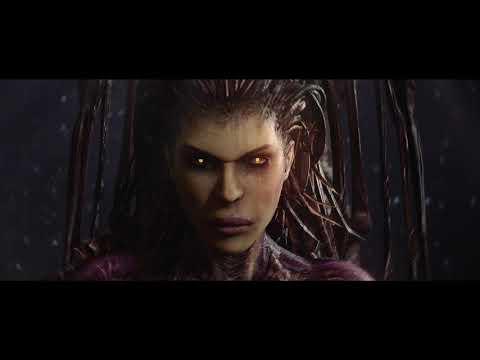 Starcraft 2: Inception Short Film ( 2020 ) | Cinematic Battle Scene Ghost