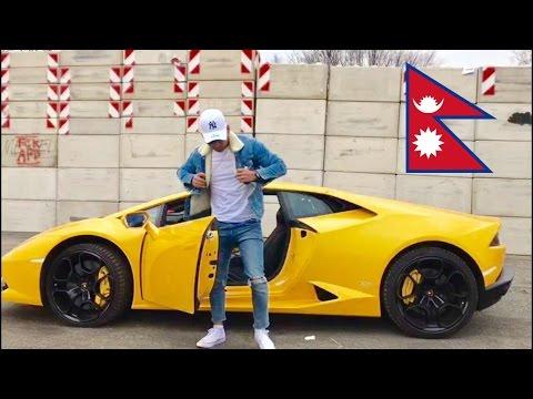 Namaste Nepal The Beast Lamborghini Huracan Lp 610 Hp Fun In