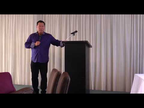 Dr Che Ahn  - Emerging Apostolic MInistry