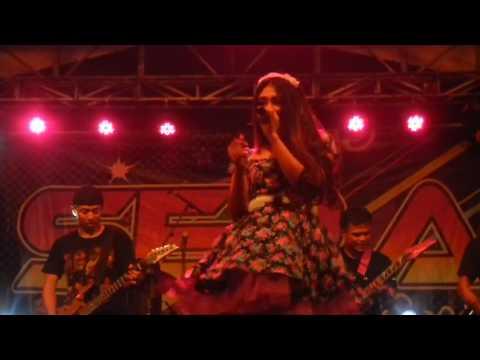 VIA VALLEN - MENGAPA CINTA LIVE RONGGOLAWE CEPU (9 DESEMBER 2016)