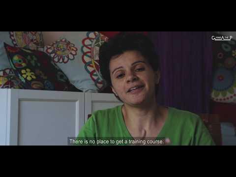 Mind the Gap (Amman Edition) - Linda Khoury story (Jordan)