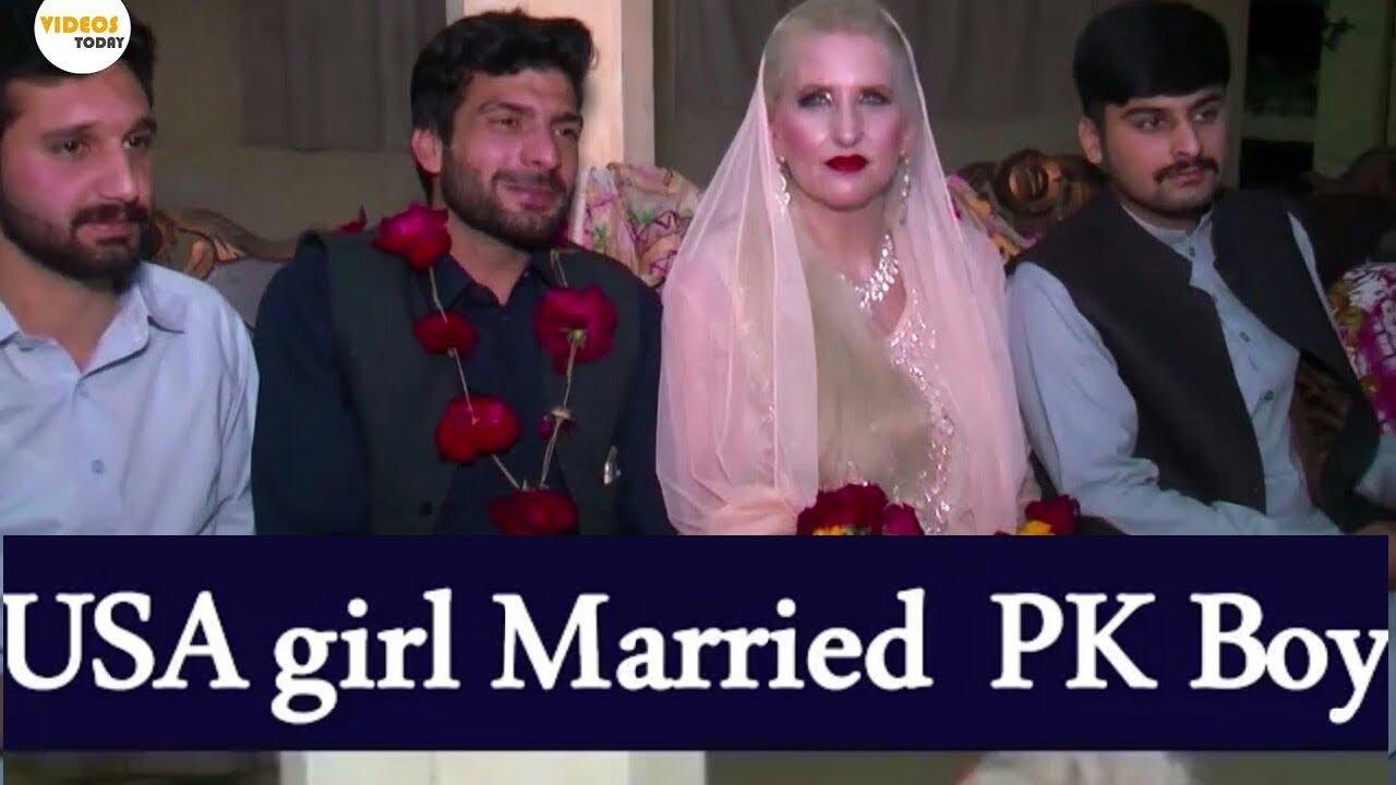 Pakistani men dating american women
