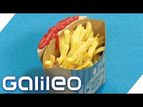 Der versteckte Ketchup-Rand: Die besten Life-Hacks | Galileo | ProSieben