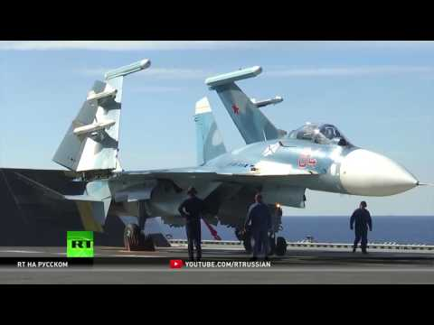 «Адмирал Кузнецов» впервые принял участие в боевых действиях в Сирии