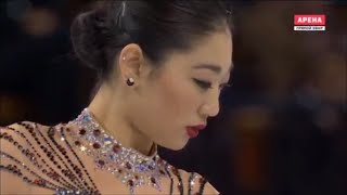 長洲未来 MIRAI NAGASU World Championships 2016 世界選手権 SP 65.74 RK10 長洲未来 動画 12