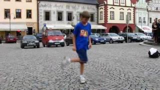 Jumpstyle sraz - Tábor 29.08.2009