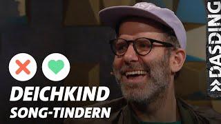 Song-Tindern: Deichkind – Wer sagt denn, dass Ballern UND Inhalt nicht gehen? | DASDING Interview