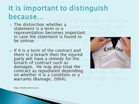Tips in Writing UK Contract Law Essay - Dont turn in terrible essays!