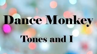 Baixar Dance Monkey (Lyrics) - Tones And I