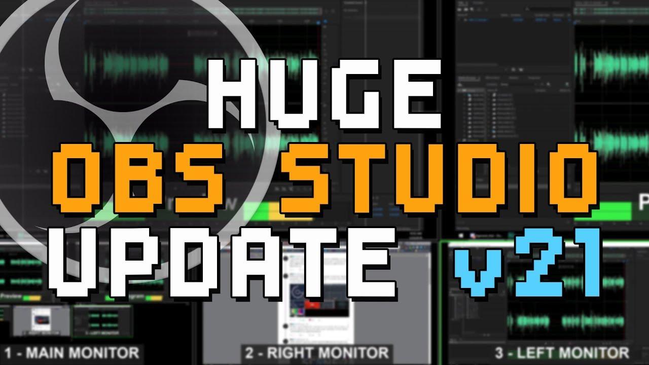 Obs update