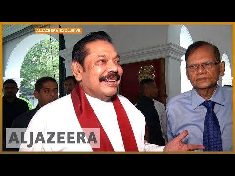 🇱🇰 Sri Lanka crisis: Rajapaksa says his appointment is legitimate | Al Jazeera English