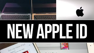 How to Create a New Apple ID in 2020