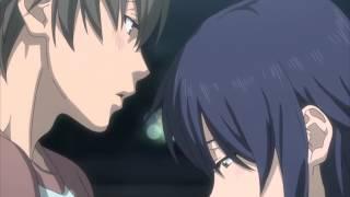 Repeat youtube video Kimi no iru machi (A town where you live) kiss scene ODA 2