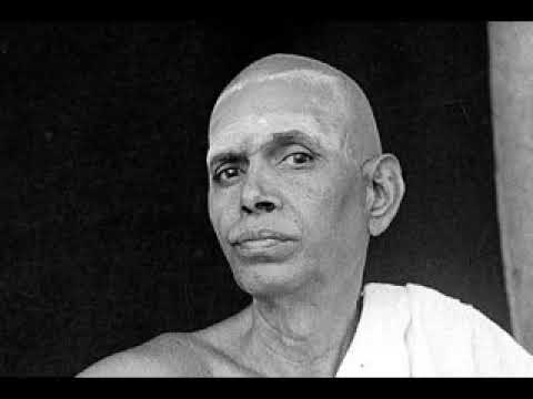 Surrender - Ramana Maharshi - Be As You Are - spoken by clay lomakayu