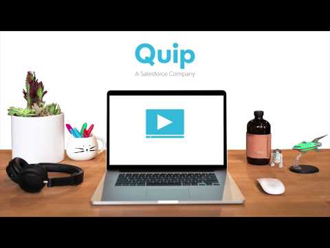 Quip Tip: Project Tracker Live App