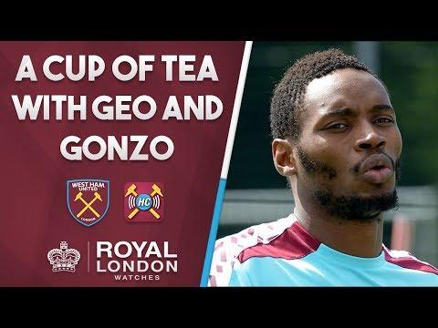 Cup of tea with Geo & Gonzo | Au Revoir Sakho, adiós Adrian & Doviđenja Bilic