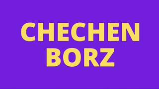 Chechen Prikol 2018 New|Чечен Прикол 2018 нови|CHECHEN BORZ